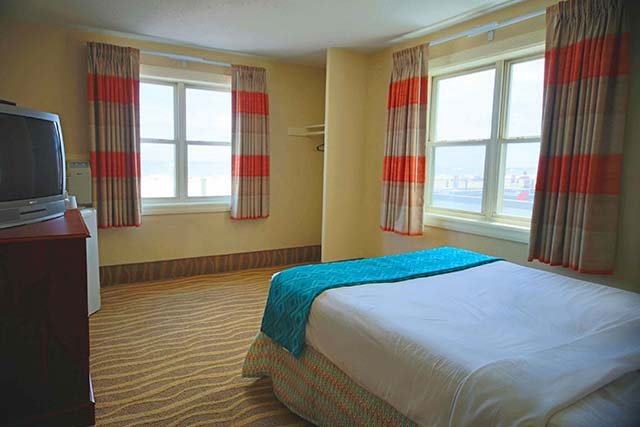A view of it all from the comfort of your oceanfront accommodation