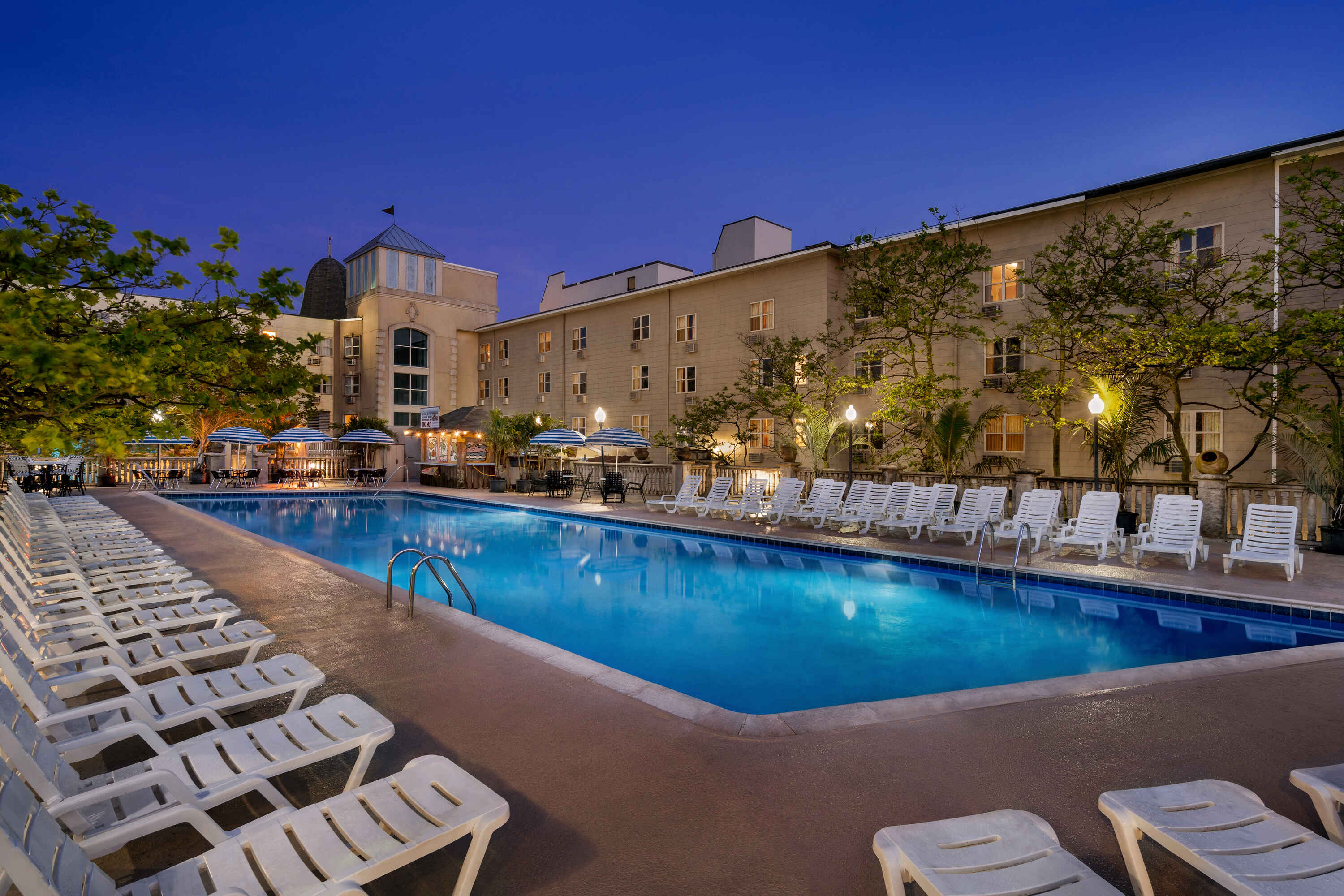 Go for an energizing swim or a leisurely dip in our outdoor pool.